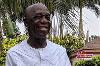 Dr Thomas Mensah, a Ghanaian-American Chemical Engineer and Inventor