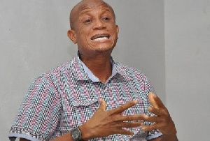 The Minister for Information and Spokesperson for President Akufo-Addo, Mustapha Hamid