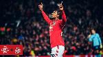 Man Utd forward, Odion Ighalo