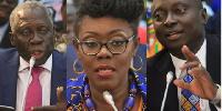 Osafo Maafo, Atta Akyea and Ursula Owusu-Ekuful are not part of Akufo-Addo's 19-member Cabinet