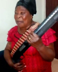 Akua Donkor is founder of Ghana Freedom Party (GPF)