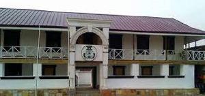 Okuapehene Palace