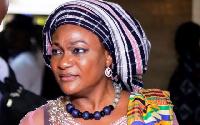 Gender and Social Protection Minister, Otiko Afisah Djaba