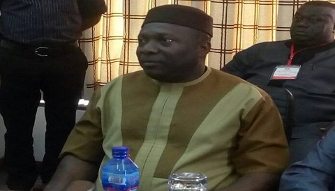 Member of Parliament for Suhum, Frederick Opare Ansah