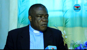 CEO of the Alliance For Christian Advocacy Africa, Rev. Kwabena Opuni-Frimpong