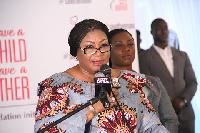 Rebecca Akufo-Addo, First Lady of the Republic of Ghana