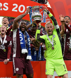 Leicester City defeated Chelsea 1-0 to lift the cup