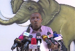 Instead of calling to concede, congratulate Akufo-Addo, you're maligning SC, EC - NPP to JM
