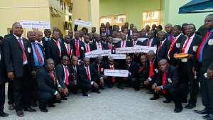 GFA Referees And Match Commissioners
