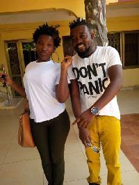 Ebony and Bullet