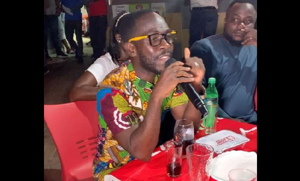 Staying in America for three years was my biggest mistake – Okyeame Kwame