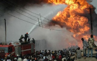 Between 2014 and 2017, Ghana has witnessed eight major gas explosions