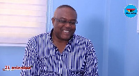 Victor Smith is Ghana's former High Commisioner to the United Kingdom & Ireland