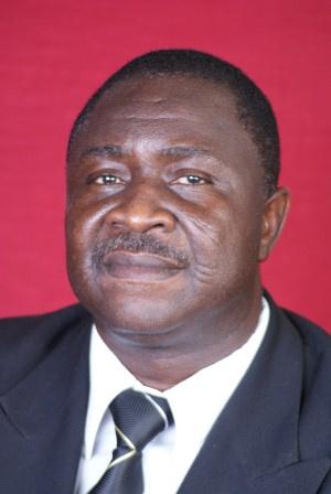 Nana Amoako, MP for Upper East Denkyira