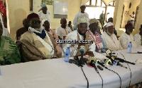 File photo: Muslim clerics