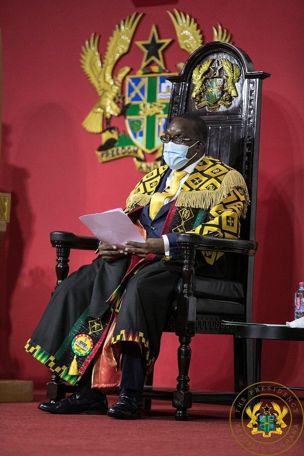 Remain true to yourself – Nadowli Kaleo Chief tells Bagbin