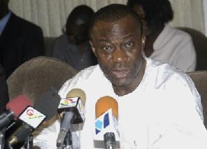 Minority Spokesperson on Finance, Anthony Akoto Osei