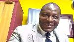 John Afful, communication team member of the opposition National Democratic Congress