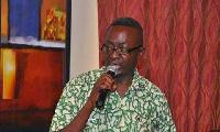 Majority Chief whip, Ameyaw Cheremeh