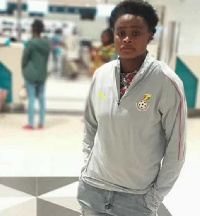 Ghana youth international Princella Adubea