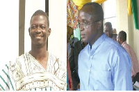 Abuga Pele and Philip Assibit were sentenced to 18-years in prison last week