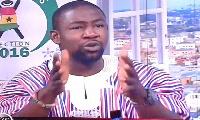 Former Deputy Health Minister, Dr. Benard Okoe-Boye