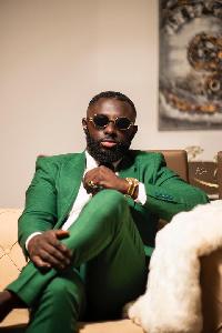 Movie producer Kofi Asamoah known widely as Kofas