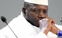 Yahya Jammeh is one of the longest serving Presidents in Africa