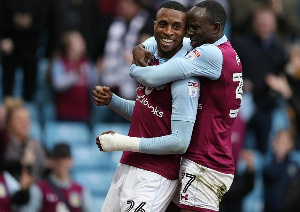 Adomah grabbed the headlines with a sensational brace at Oakwell after returning to the team