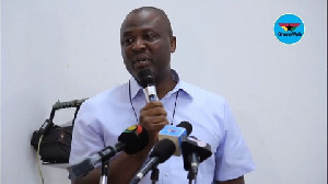 Ibrahim Mahama has rubbished suggestions that his brother