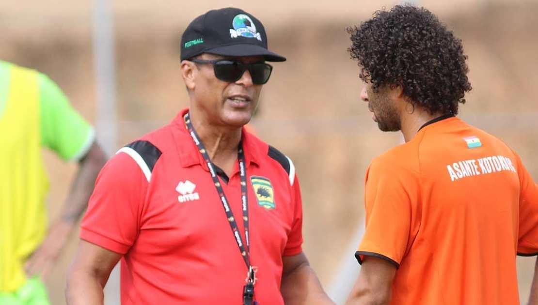 Nana Yaw Amponsah reveals reason for hiring Mariano Barreto