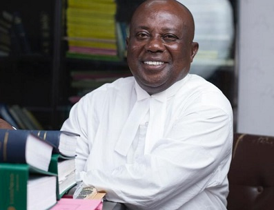 Kwasi Blay is aspiring for to be Western North NPP Chairman