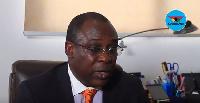 Kofi Bentil is the Vice President of IMANI Ghana