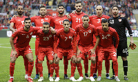 Tunisia represented at the 2018 World Cup