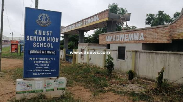 Calm returns to KNUST SHS, Housemasters to be reposted