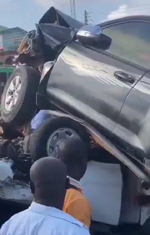 The accident occurred near the Odogonor School