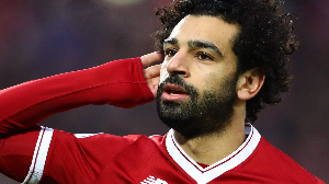 The Egyptian star extended the Reds' lead with a second-half goal at Vicarage Road