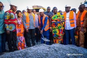 Bawumia Greenbook Roads
