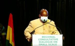 Ashanti Regional Minister, Mr Simon Osei-Mensah