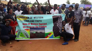 Activities of secessionists in the Volta Region have recently escalated into violent attacks