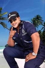 Hajia Sa-ada Muhammed is known in the Showbiz circles as Hajia Police