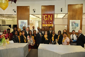 Executives of GN Bank
