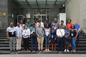 Delegates from seven African countries and AU participating in this year's training