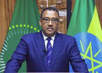 Ethiopian Deputy Prime Minister Demeke Mekonnen