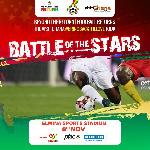 Ghana FA's 'Battle of the Stars' game set for November 8