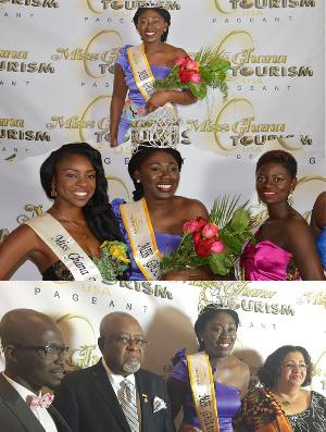 Miss Ghana Tourism USA