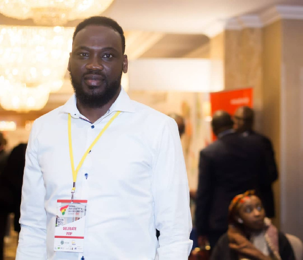 7 facts about Salt Media CEO, Ohene Kwame Frimpong  that you need to know! No.1 will shock you!