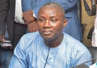 Dr. Ibrahim Anyars Imoro