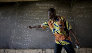 The teacher is absolutely indispensable in the delivery of education