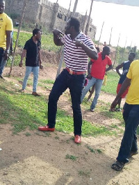 Seidu is known for issuing threats to Kotoko players and coaches